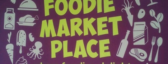 Foodie Market Place is one of Singapore.