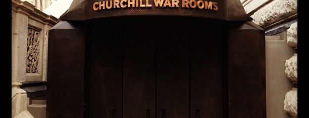 Churchill War Rooms (Churchill Museum & Cabinet War Rooms) is one of London Museums and Galleries.