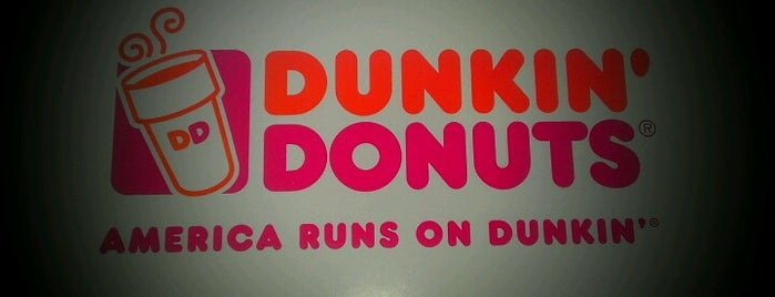 Dunkin' Donuts is one of Creative Innovations Cause Related Advertising.