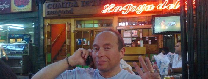 La Joya del Pacífico is one of Bares, restaurantes y otros....