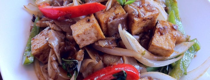 Rice and Spice Thai Cuisine is one of Pad Kee Mao in the IE - Who Does It Best.