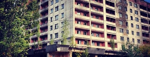 Прип'ять / Pripyat is one of Europa.