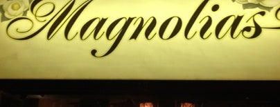 Magnolias is one of 20 favorite restaurants.