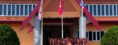 Pejabat Tanah Dan Jajahan Jeli is one of @Jeli, Kelantan.