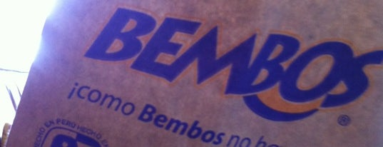 Bembos is one of Lugares donde voy.