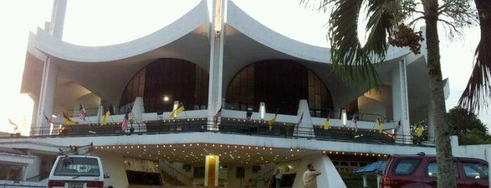 Masjid Negeri is one of Baitullah : Masjid & Surau.