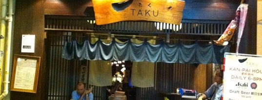 Taku is one of My Hong Kong to-do list.