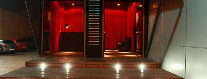 Crystal Night Club is one of Volos Top Cafe-Bar's.