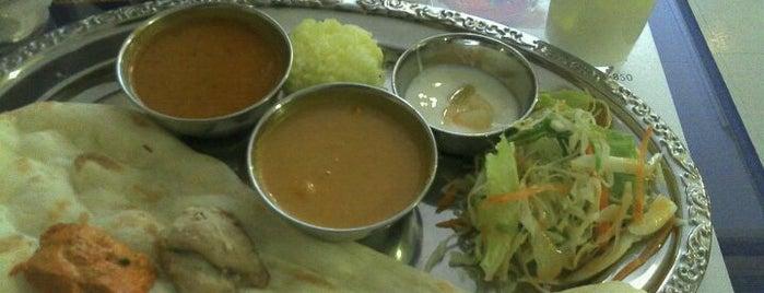 MUSKAN ムスカン 駒形店 is one of Asian Food.
