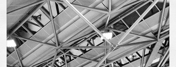 Cologne/Bonn Airport Konrad Adenauer (CGN) is one of I Love Airports!.