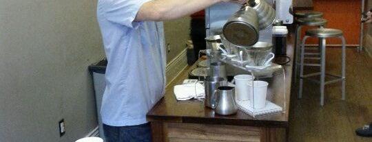 Café Grumpy is one of NY Espresso.