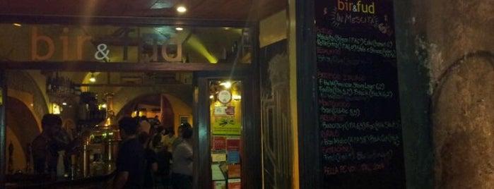 Bir & Fud is one of La Mejo Pappa in Town - Roma.