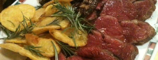 Il Giardino dei Segreti is one of Meat.
