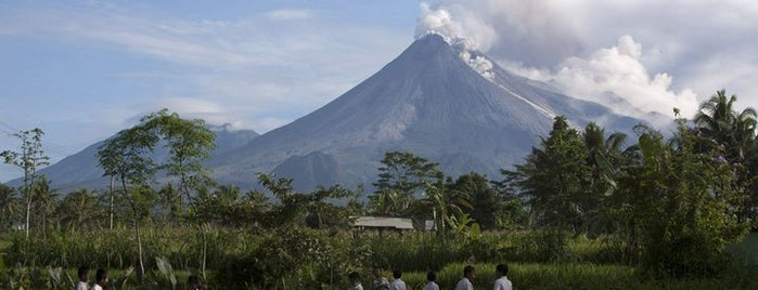 Gunung Merapi is one of Yogjakarta, Never Ending Asia #4sqCities.