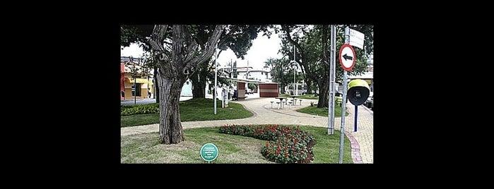 Jardim Maringá is one of Bairros de SJC.