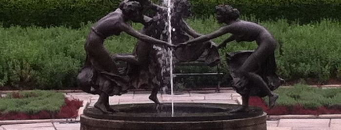 Central Park - Untermeyer Fountain is one of Park Highlights of NYC.
