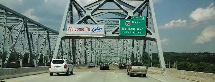 Ohio/Kentucky State Line is one of work days.