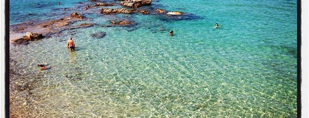 Baia dei turchi is one of South Italy.