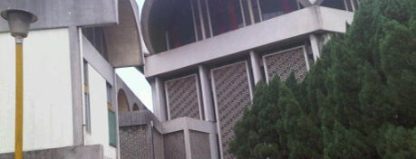 Masjid Kolej Islam Malaya is one of Baitullah : Masjid & Surau.