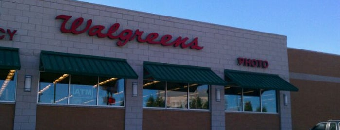 Walgreens is one of Jenifer's Fave Places.