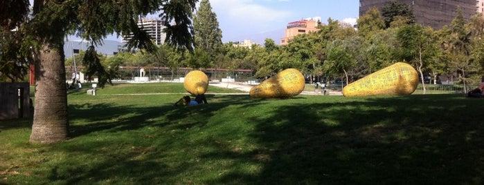 Parque de las Esculturas is one of Visit some places.
