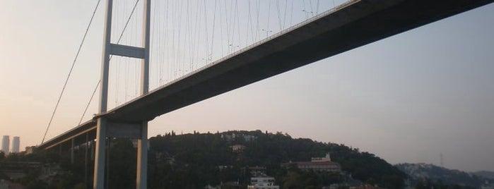 Boğaziçi Köprüsü is one of elif*.