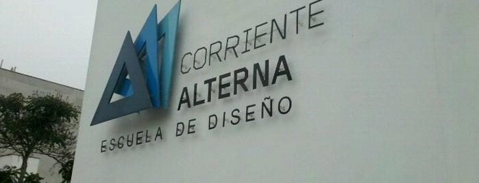 Corriente Alterna is one of Harto Arte Miraflores.