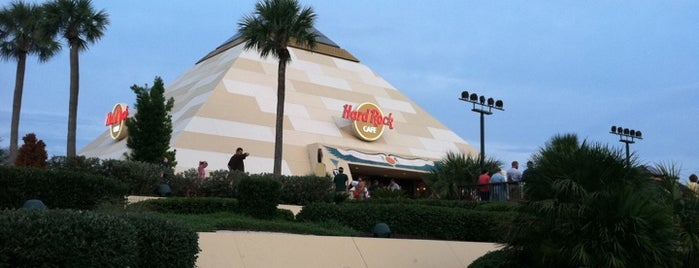 Hard Rock Cafe Myrtle Beach is one of HARD ROCK CAFE'S.
