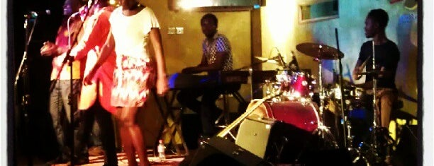 +233 Jazz Bar & Grill is one of Entertainment.