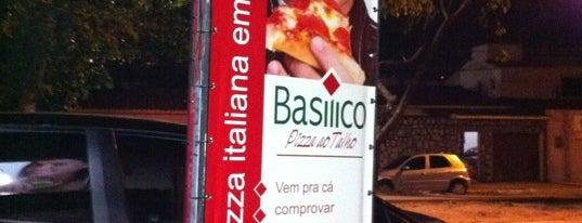 Basílico - Pizza ao Talho & Massa Caseira is one of Points de Maceió - Restaurantes.
