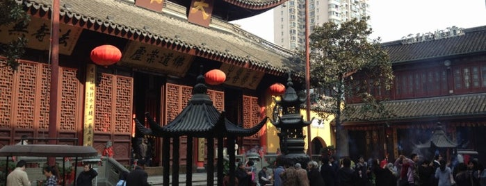 Jade Buddha Temple is one of Local Shanghai.
