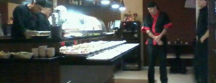Ichiro Sushi Bar is one of Japoneses • Florianópolis.