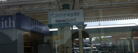 Newport Railway Station (NWP) is one of Railway Stations in UK.