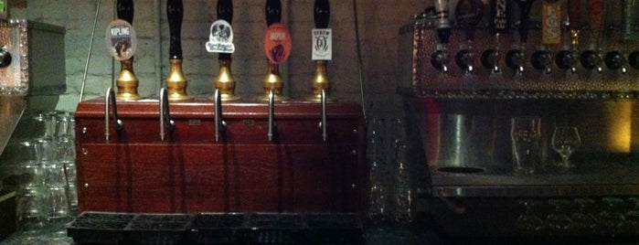 ChurchKey is one of dc watering holes.