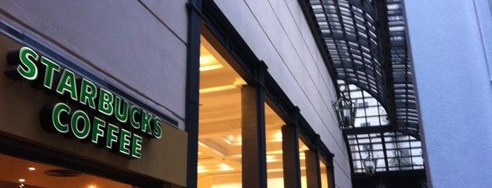 Starbucks is one of Best places in São Paulo, Brasil.
