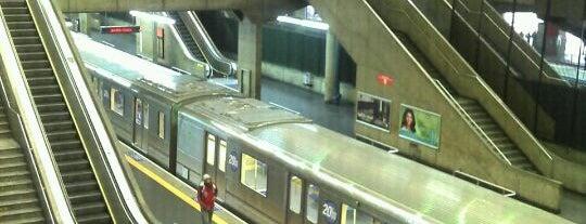 Palmeiras-Barra Funda Station (Metrô) is one of Transporte.