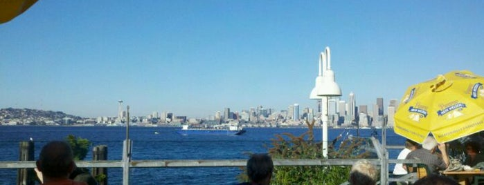 Salty's on Alki is one of Must-have Experiences in Seattle.