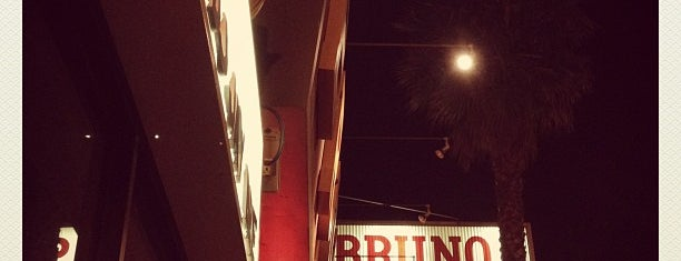 Bruno's is one of SF.