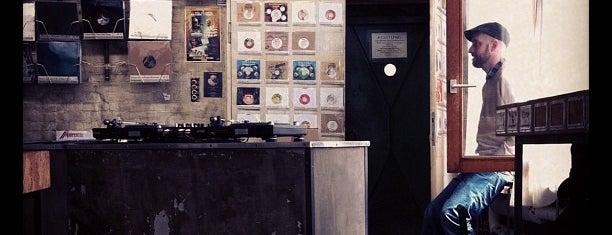 Vinyl in Berlin
