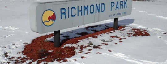 Richmond Park is one of Parks/Outdoor Spaces in GR.