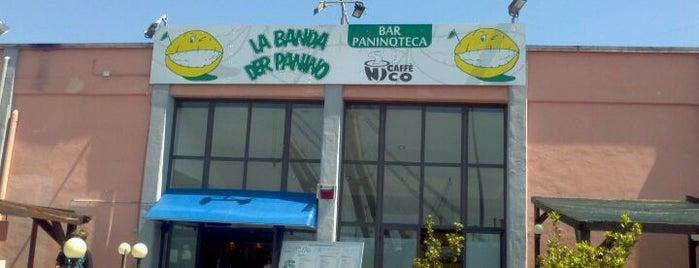La Banda der Panino is one of 20 favorite restaurants.