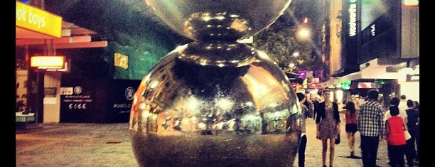 Malls Balls is one of To do in Adelaide.
