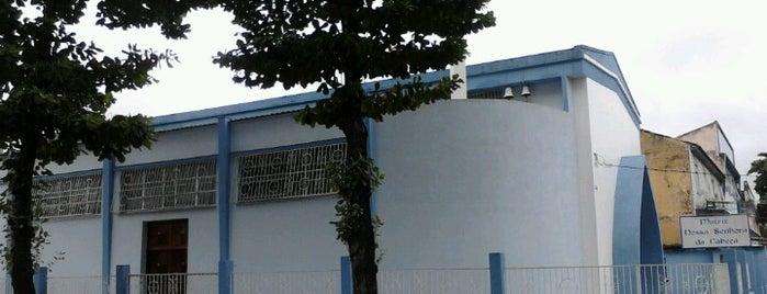 Igreja Matriz Nossa Senhora da Cabeça is one of #CíRIO2013 | Círio de Nazaré no Rio.