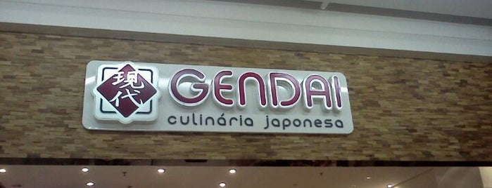Gendai is one of Shopping Center Norte.