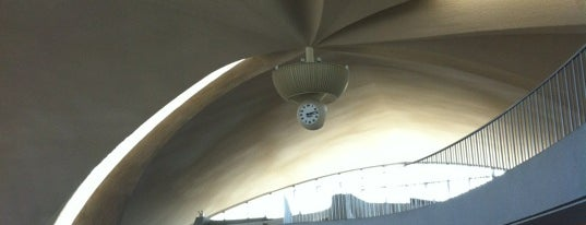 TWA Flight Center is one of NYC to do.