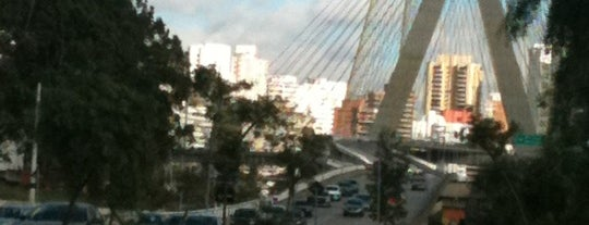 Avenida Jornalista Roberto Marinho is one of AVENIDAS & RUAS | BRAZIL.