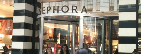 SEPHORA is one of Best NYC Beauty Shopping.