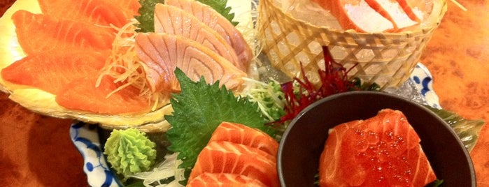 Uomasa is one of Top picks for Japanese and Korea Restaurants.