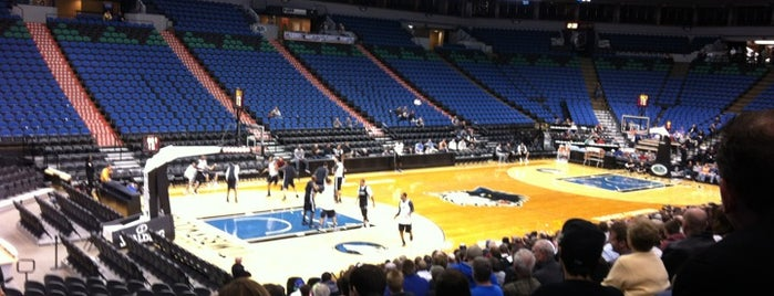 Target Center is one of Great Sport Locations Across United States.