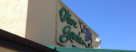 Olive Garden is one of dining.